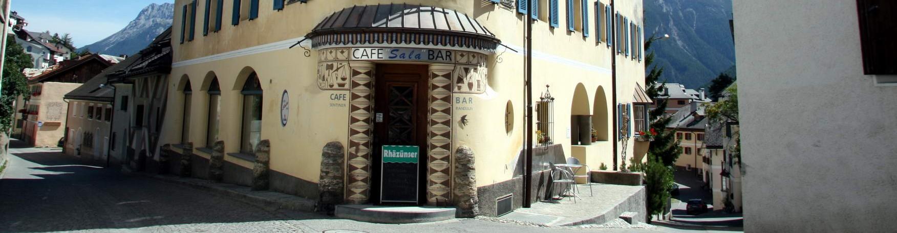 Chasa Mazzina –  Ferienhaus in Sent